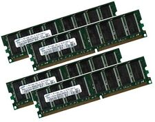 4x 1GB = 4GB RAM für Medion PC MD8080 11/2003 MD8080 XL Speicher 400 Mhz 184Pin