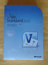 Microsoft Visio Standard 2010 885370147124 (sealed retail box) SKU-D88-04533