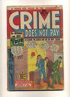 Crime Does Not Pay 70 (FR-) 1948 Lev Gleason Guardineer Biro Golden Age (c#09903