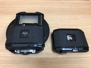 EXC+ 4 Horseman Rotaly Arrière Adaptateur Avec / 8EXP & 10EXP 120 Film De Japon