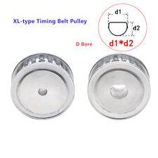 Xl Type Timing Belt Pulley10t 25twidth 11mmd Boreaf Flat Synchronous Wheel
