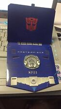 LIMITED GIFT for TAKARA TOMY TRANSFORMERS MASTERPIECE MP-22 ULTRA MAGNUS NUOVO