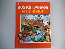 SUSKE EN WISKE 157. De mollige meivis 1991