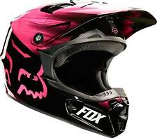2015 Fox Racing V1 Vandal Motocross Dirtbike MX ATV Snell DOT Womens Helmet