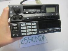 1994-1998 Honda Odyssey Cellular Phone Din Radio Cassette RA1 RA3 OEM JDM Rare