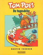 TOM POES EN DE TEGENDELER - Marten Toonder (BIG BALLOON)