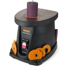 Wen Oscillating Spindle Sander 35 Amp 12 Hp Motor With Dust Collection Port