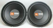 "JBL CS1214 12"" 1000W 4 Ohm SVC Car Subwoofers Power Subs Audio Woofers"