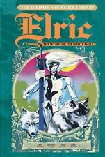 The Michael Moorcock Library: Elric, Volume 4: The Weird of the W by Thomas, Roy