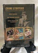 Crime Stoppers 2 - DVD - Black & White Color Ntsc - *BRAND NEW/STILL SEALED* A7