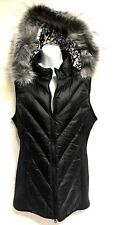 plus sz XS/ 14 TS TAKING SHAPE Puffer Vest 90% Down 10% Feather NWT!$130