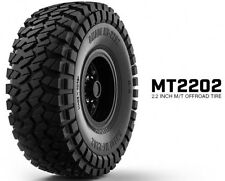 Gmade 1/10 TRUCK 2.2 RUBBER TIRES 143mm Rock Crawler Off-Road MT2202 #gm70524
