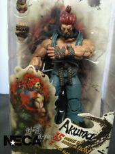 New Capcom Street Fighter Iv 20th Anniversary Akuma Action Figure New in Box