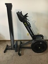 Concept2 Model D Rowing Machine with PM5 Performance Monitor - Black: *EXCELLENT