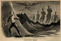 Jefferson Davis political cartoon Northern dream 1861 Harper's Civil War print