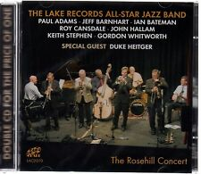 The Lake Records All-Star Jazz Band - Rosehill Concert (brand new double CD 2009