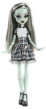 Monster High Frankie Stein MONSTERSPASS ALIVE Ich sprühe Funken OVP Y0424