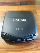 Sony Discman portable CD player D-130