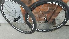 EASTON EC90SL CLINCHER AERO ROAD WHEELS. LOW MILES,EXCELLENT CONDITION $2500 New