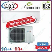 ARGO ECOLIGHT CONDIZIONATORE CLIMATIZZATORE INVERTER R32 A++A+ PRED.WIFI