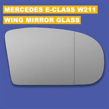 For Mercedes E-Class W211 wing mirror glass 02-06 Right side Blind Spot