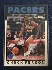 Chuck Person PACERS 1986 RC  1993 Topps Archives #84  NM-MT