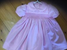 Handmade Cotton Blend Baby Girls' Dresses