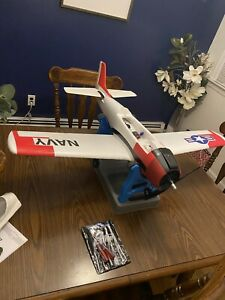 ParkZone/EFlite T-28 Trojan 1.1 BNF With Spare Parts