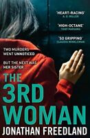 Jonathan Freedland, The 3rd Woman, Very Good, Paperback