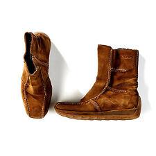 Flache Tamaris Damenschuhe im Boots-Stil