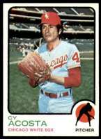 1973 Topps Cy Acosta Chicago White Sox #379