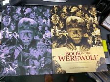 CLASSIC MONSTERS of the Movies BOOK OF THE WEREWOLF