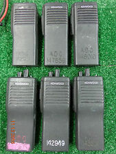 Kenwood TK290 TK-290 VHF 146-174 160ch 5watt Portable Radios LOT 6  #1