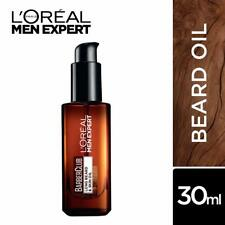 L'Oreal Paris Men Expert Barber Club, Long Beard & Skin Oil, 30ml -Free Ship