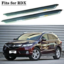 fits for Acura RDX 2012-2018 Running board side step Nerf bar 2PCS