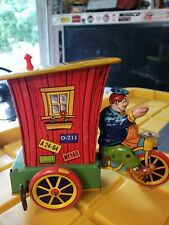Tin toy Humphrey mobile chimney replacement