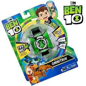 BEN 10 OMNITRIX WATCH 40+ ALIEN PHRASES & SFX 10 ALIEN HEROES SEASON 3