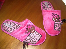 Chaussons Roses Motifs Vache Pointure 37 Neufs