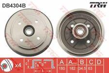 DB4304B TRW Brake Drum Rear Axle