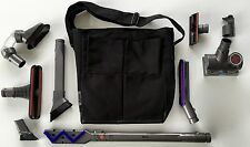 $300.+ NEW! 10 Pc DYSON Home Car Cleaning Kit-Turbine-Carbon-Bristle-Carpet-Tool