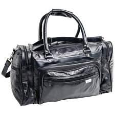 Black Genuine Leather 17