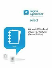 Microsoft Office Excel 2007 Student Manual