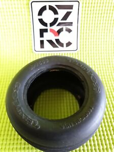 Team Losi vintage Losi XXT Losa7505 1/10 RC Front Tyres Tires near new OZRC GD1