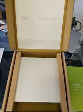 Cisco Meraki MS220-8P Gbit PoE switch - UNCLAIMED