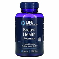 LIFE EXTENSION Breast Health Formula 60 Caps