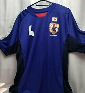 Keisuke Honda Japan Football Soccer Shirt JFA Official Goods Size L 38 US Japan