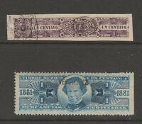 Mexico revenue Fiscal stamp 10-19-20