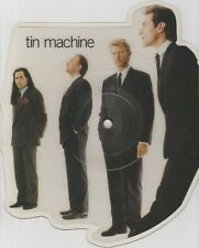 David Bowie's Tin Machine- Maggie's Farm Rare UK shaped picture disc