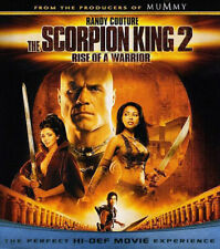 The Scorpion King 2: Rise of a Warrior BLU-RAY NEW