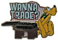 Disney Wdw Wanna Trade Pluto Pin